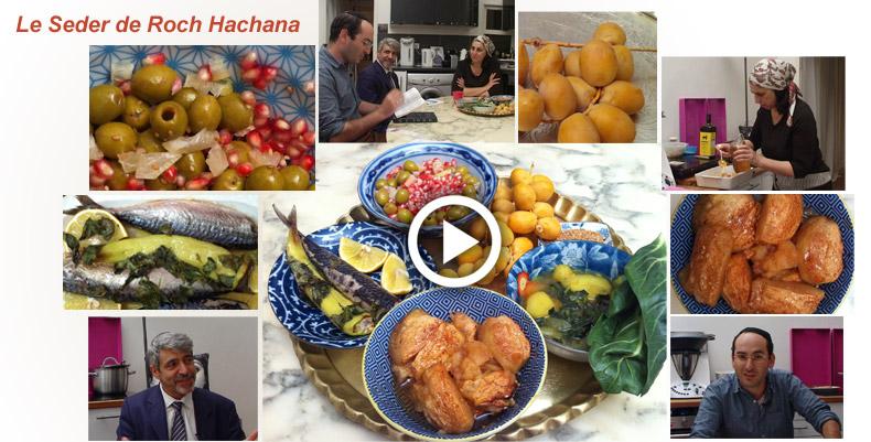 Le Seder de Roch Hachana : des mets et des mots