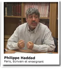 Paracha Bamidbar, Philippe Haddad