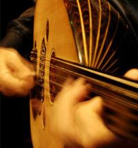 à la musique andalouse...